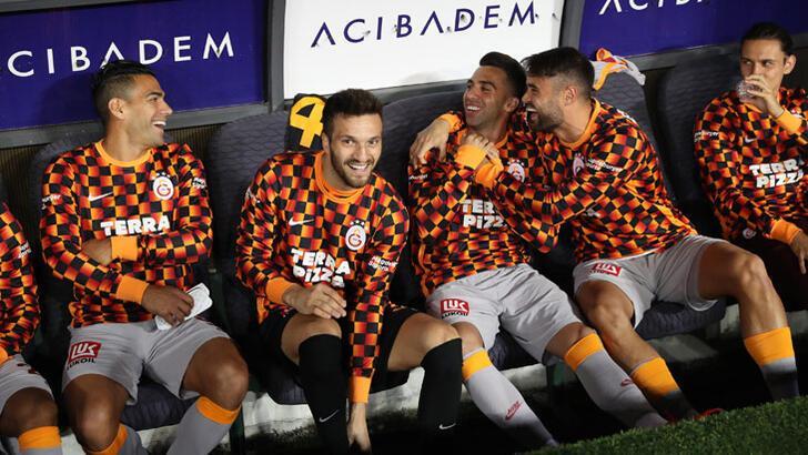 Galatasaray'da 227 milyonluk kulübe...