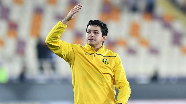 Guilherme, Yeni Malatyaspor'u sırtlıyor