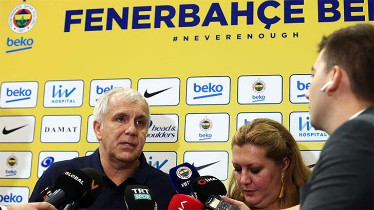 Obradovic'ten transfer açıklaması