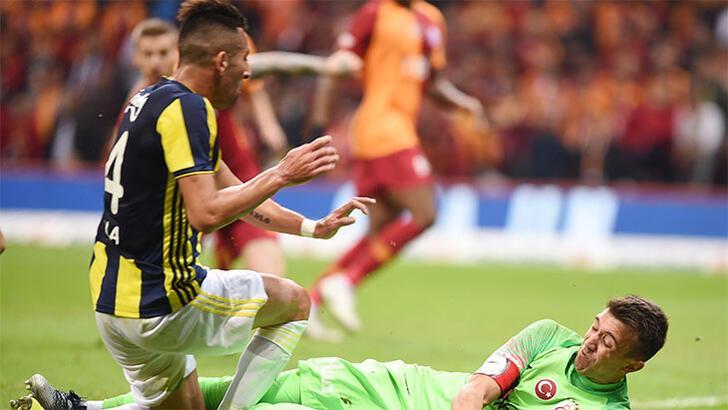 Galatasaray-Fenerbahçe maçının iddaa oranları belli oldu