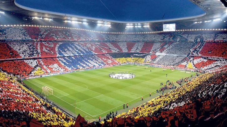 Şampiyonlar Ligi 2022 finali Allianz Arena'da!