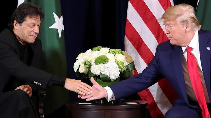 Trump'tan Keşmir açıklaması: Yardım etmeye hazırım