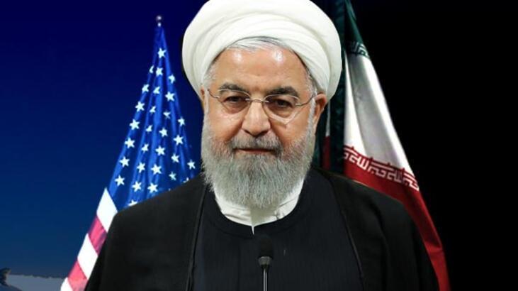 Ruhani'den 'Bölgemiz çok hassas şartlardan geçiyor' mesajı