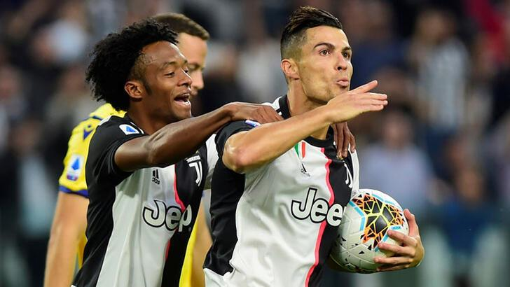 Ronaldo'ya rağmen zarar