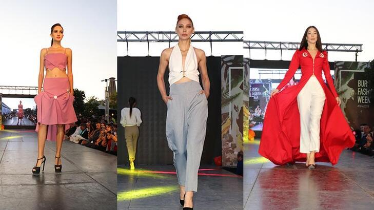 Modanın kalbi Bursa'da attı
