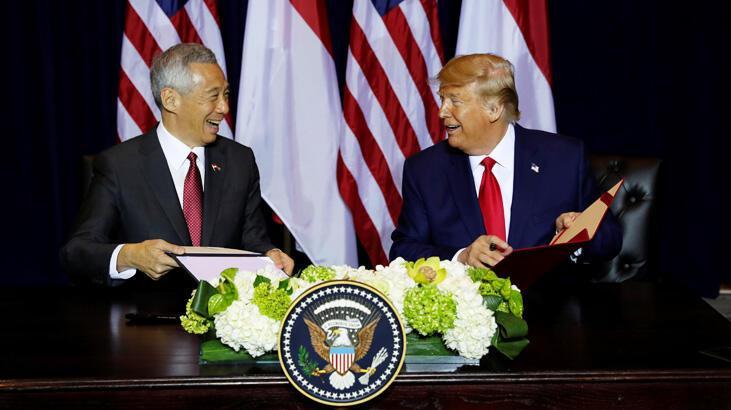 ABD, 15 yıl daha Singapur'daki üsleri kullanacak