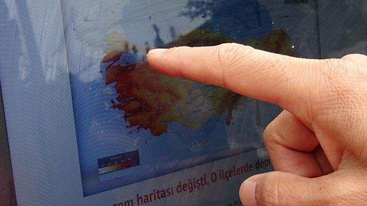 Marmara Denizi'ndeki depremle ilgili dikkat çeken açıklama: 1 hafta önce...