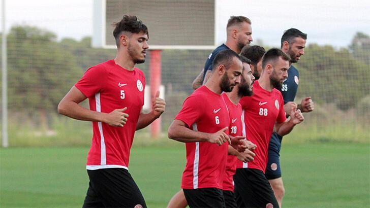 Antalyaspor'da Yeni Malatyaspor mesaisi