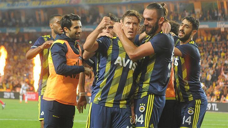 Hücumda zirve Fenerbahçe'nin
