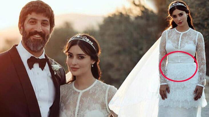Sürpriz nikahın ardından Melike İpek Yalova'dan bebek açıklaması