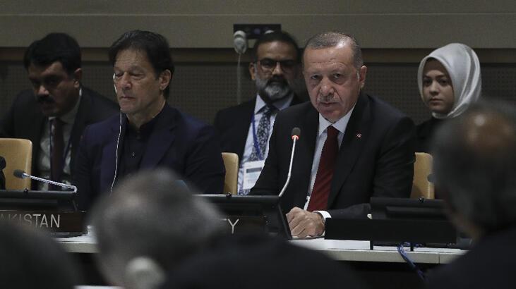 Cumhurbaşkanı Erdoğan'dan Hindistan'a sert tepki