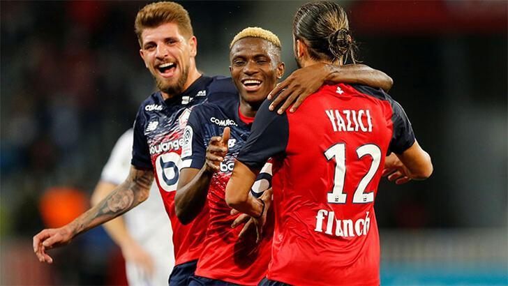 Lille-Strasbourg: 2-0