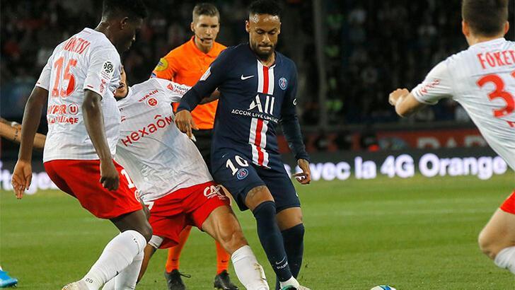 Paris Saint Germain-Reims: 1-2