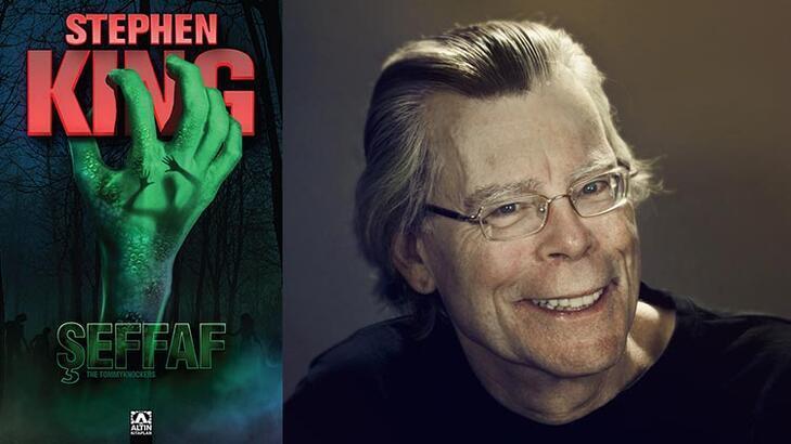 Bir Stephen King klasiği tam metin ayrıcalığıyla: Şeffaf (Tommyknockers)