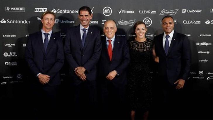 La Liga'nın yeni büyükelçisi Guti