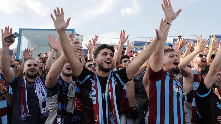 UEFA'dan Trabzonspor'a 5 bin koltuk cezası