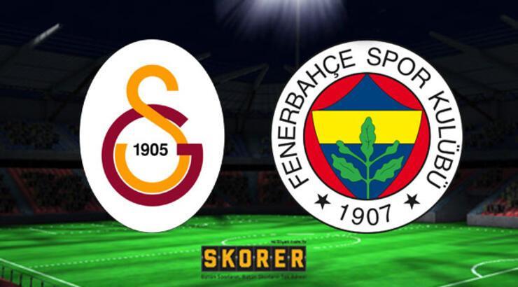 Galatasaray - Fenerbahçe derbisi saat kaçta başlayacak? Derbi hangi kanalda?