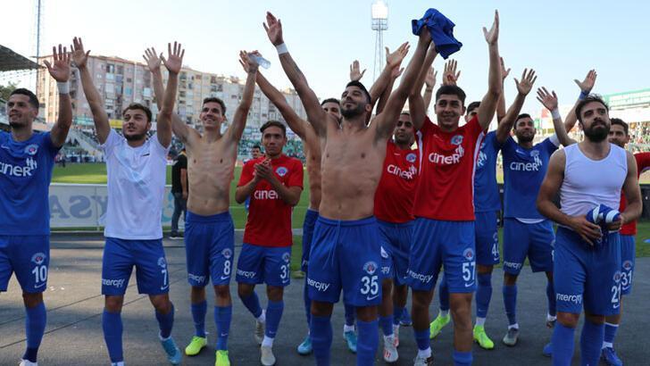 Denizlispor - Kasımpaşa: 0-1