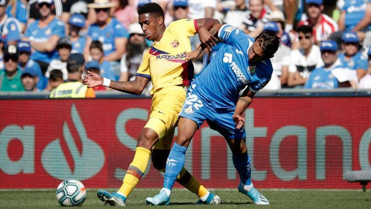 Getafe-Barcelona: 0-2