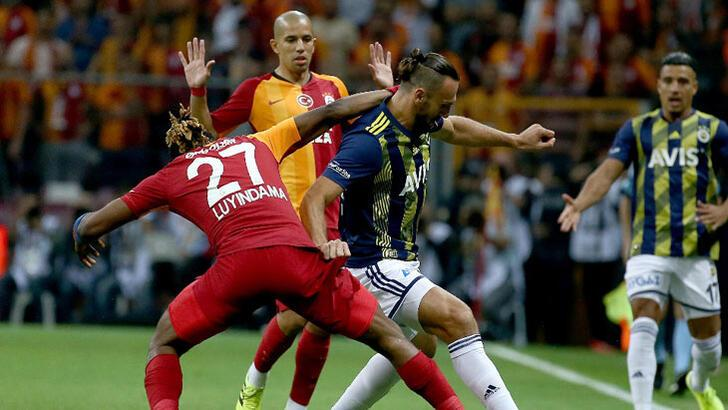 Galatasaray - Fenerbahçe: 0-0