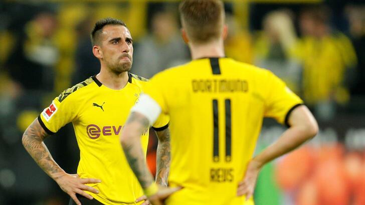 Borussia Dortmund evinde 1 puanla yetindi