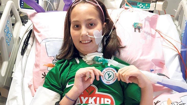 11 yaşındaki Esila'ya kalp aranıyor: Yaşamak istiyorum