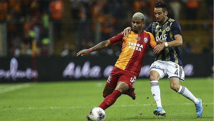 Fenerbahçe'de Isla'nın tedavisine başlandı