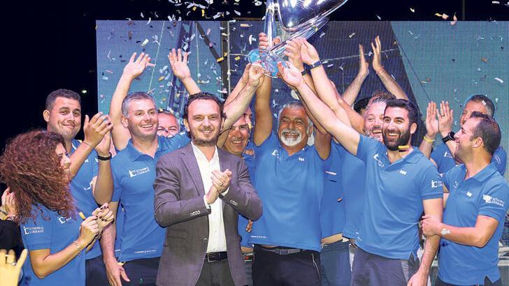 Bosphorus Cup nefes kesti