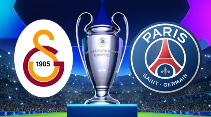 Şampiyonlar Ligi'nde kritik randevu! Galatasaray-PSG maçı bu akşam saat kaçta hangi kanalda?