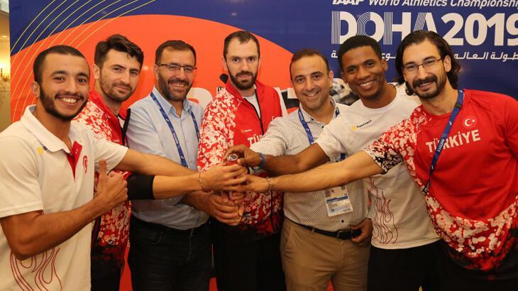 Turkcell, Katar'da millilere destek ziyareti