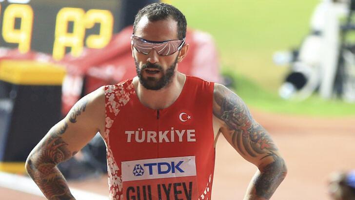 Ramil Guliyev, dünya 5'incisi