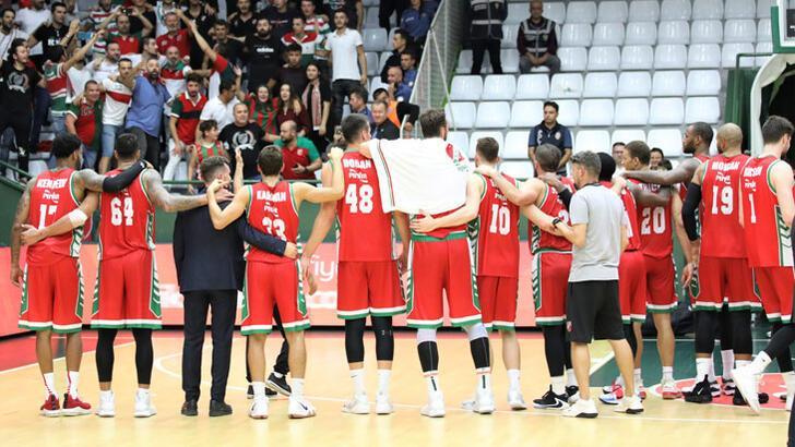 Boras Basket-Pınar Karşıyaka: 70-77