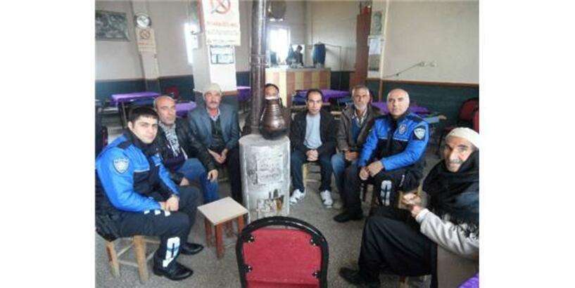Ergani De Toplum Destekli Polis Faaliyetleri Diyarbakir Haberleri