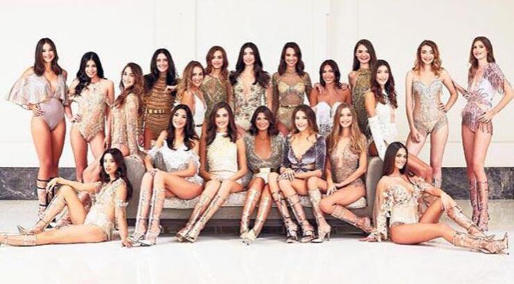 Miss Turkey finali saat kaçta? Miss Turkey 2019 finalistleri...
