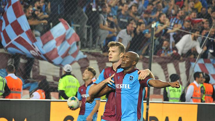 Trabzonspor'da tek hedef galibiyet