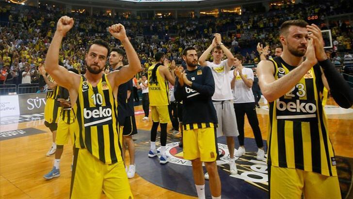 Fenerbahçe Beko Avrupa'da 510. maçına çıkıyor