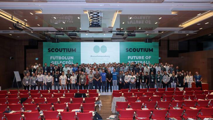 Türkiye'nin en büyük scouting eğitimi gerçekleştirildi