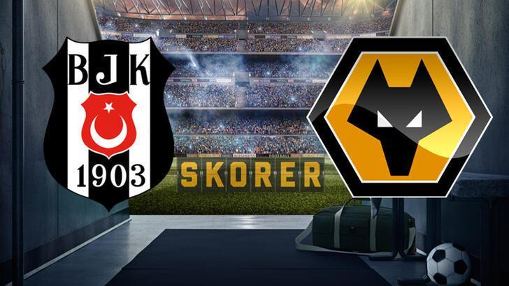 Beşiktaş- Wolverhampton maçı ne zaman saat kaçta hangi kanalda şifresiz mi?