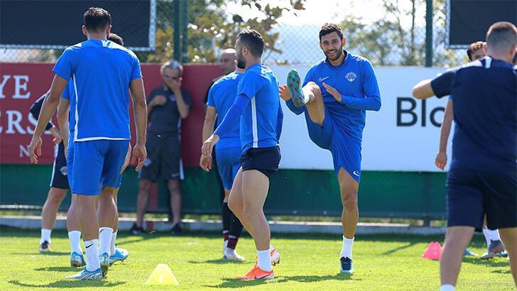 Kasımpaşa, Konyaspor'a hazırlanıyor