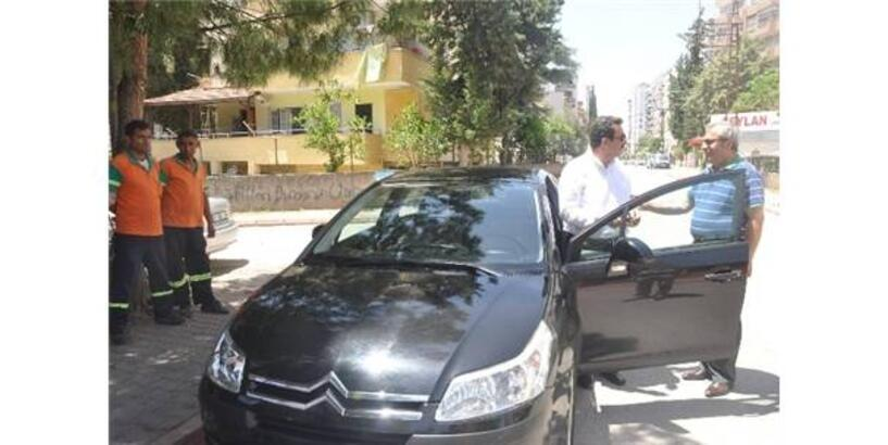 Çukurova Belediyesi araç saltanatına son verdi