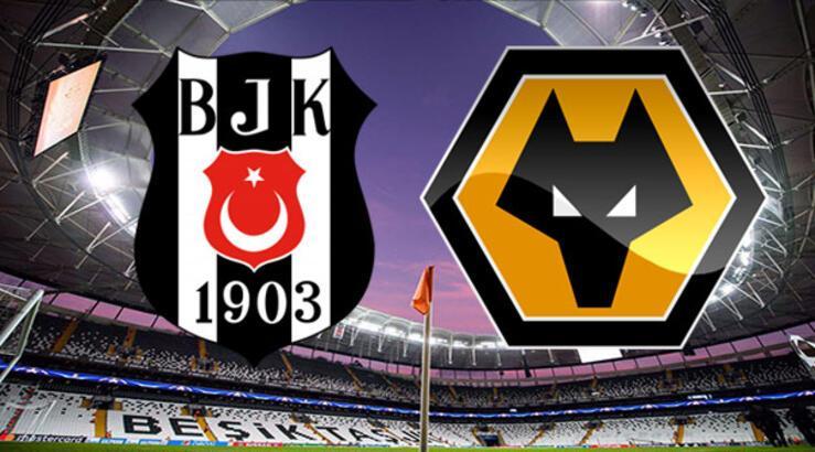 Beşiktaş'ta Wolverhampton maçı öncesi Burak Yılmaz şoku! Maç saat kaçta hangi kanalda?