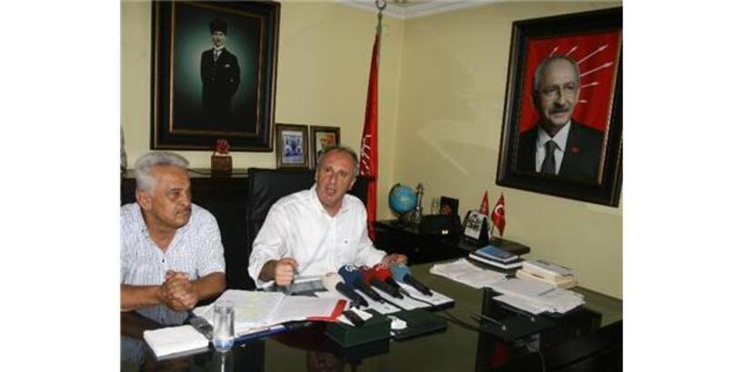 CHP Genel Başkan Adayı Muharrem İnce dede ocağı Rize'de