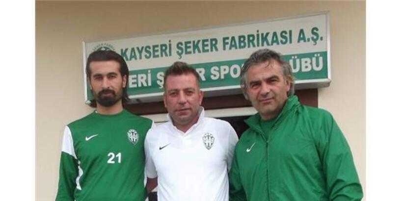 KAYSERİ ŞEKERSPOR'DA TUGAY AYDEMİR DÖNEMİ BAŞLADI