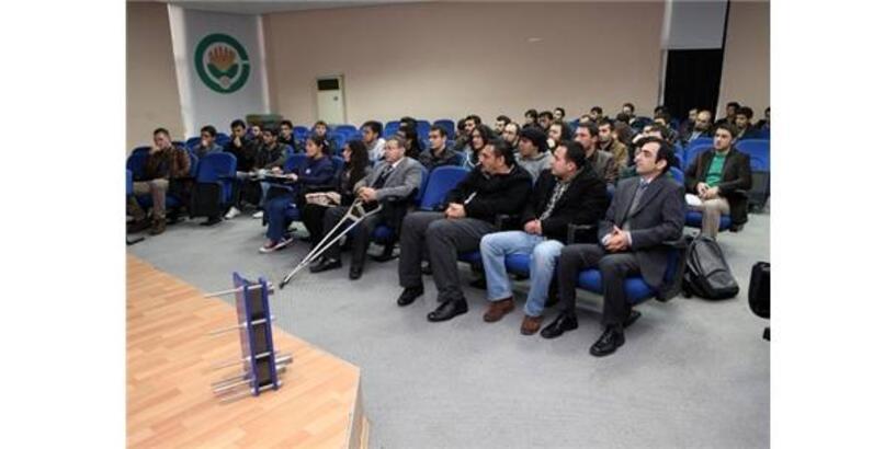"""ÇÜ'DE """"ISI GERİ KAZANIM SİSTEMLERİ SEMİNERİ"""""""
