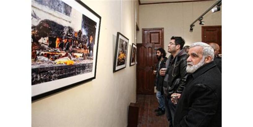 """AZ GEZMİŞ'LE NEPAL'E GİTTİK"" ADLI FOTOĞRAF SERGİSİ AÇILDI"