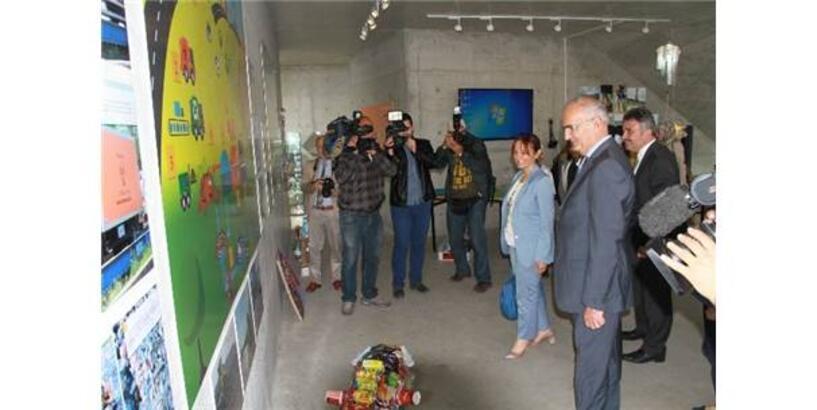 TÜRKİYE'NİN EN MODERN ÇÖP DEPOLAMA TESİSLERİNDEN BİRİ SAMSUN'DA