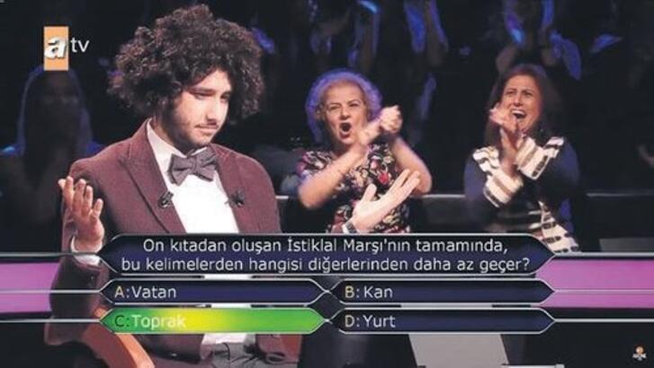 Kim Milyoner Olmak İster'de 1 milyon kazanan Arda Ayten'in ilk sözleri