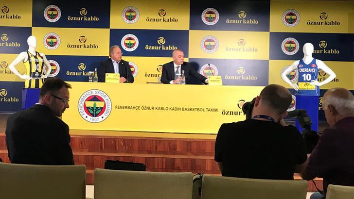 Fenerbahçe Kadın Basketbol Takımı'nda bir ilk!