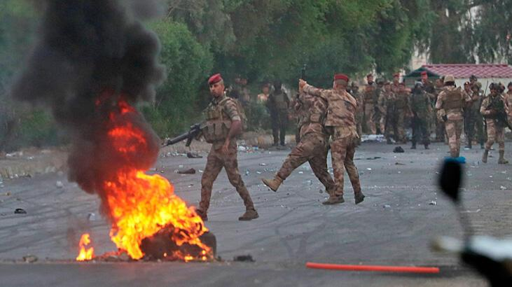 Son dakika... İran, Iraklıların ülkeye girişini askıya alıyor