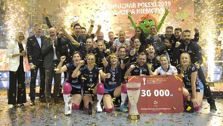 Chemik Police sezona şampiyonlukla başladı